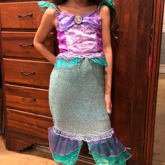Party City Other - ARIEL MERMAID COSTUME!!! ORDER NOW!!!💚💜